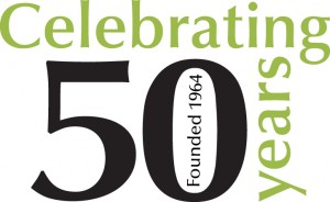 50 years logo founded 1964 copy