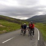 Cycling for Wild Futures' though the Scottish Hills