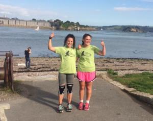 Sam Harbottle 32 mile coastal run